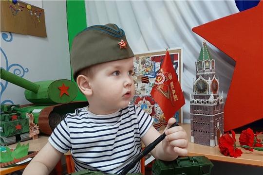 """В МБДОУ """"Детский сад № 3"""" г. Чебоксары появились минифотозоны"""
