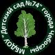 """Муниципальное  бюджетное дошкольное  образовательное учреждение  """"Детский сад № 74 """"Березка"""""""