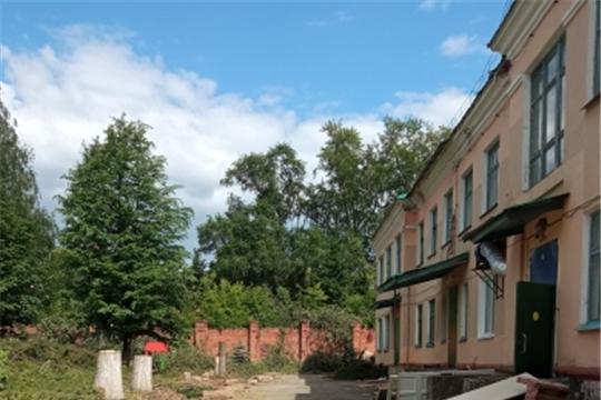 Капитальный ремонт в МБДОУ «Детский сад №19» г. Чебоксары