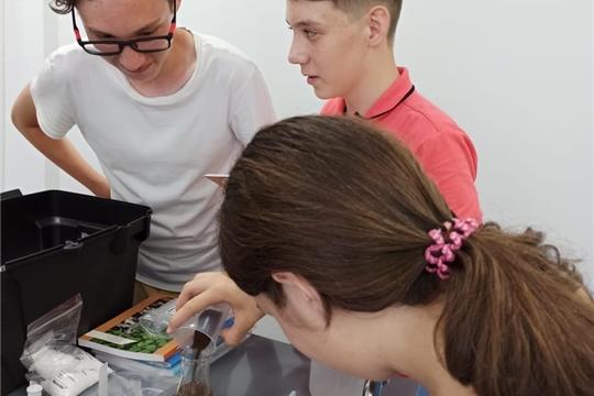 С 7 по 27 июня 2021 года в Центре одаренных детей и молодежи «Эткер» прошла Июньская учебно-образовательная программа по экологии.