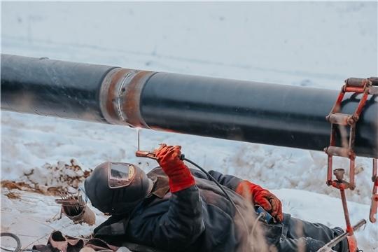 Строительство газопровода в Заволжье завершится в 2021 году