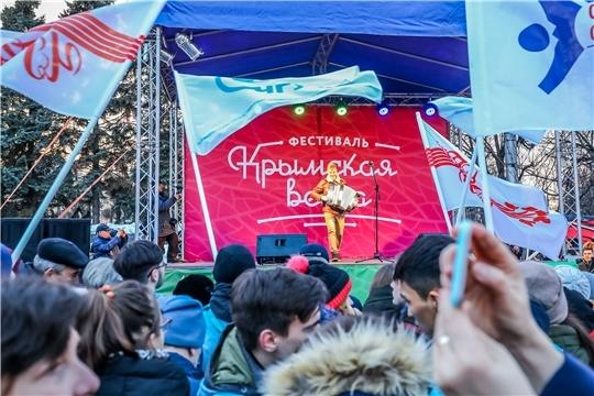 Фестиваль «Крымская весна» в Чебоксарах отменён