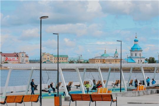 На Красной площади Чебоксар усиливают охрану