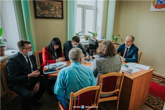 Глава администрации Чебоксар Алексей Ладыков провел личный прием граждан