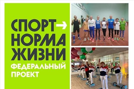 Физическая активность - залог здоровья и долголетия!