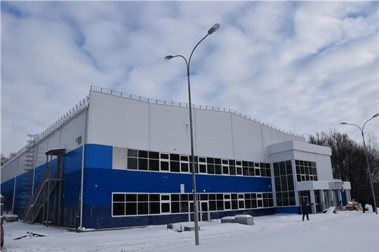 Региональный центр по хоккею в Чебоксарах откроют в мае
