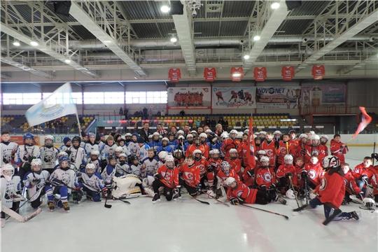 В Соколе прошел турнир среди юношей 2010 года рождения