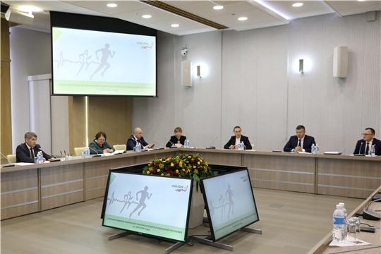 И.о.министра Василий Петров представил Стратегию развития физической культуры и спорта в регионе на ближайшие пять лет