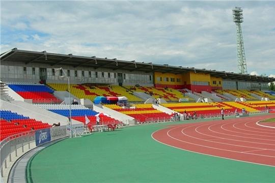 В Чувашии возобновляется работа открытых плоскостных сооружений для занятия бесконтактными видами спорта