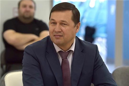Олега Владимировича Салтыкова - С Юбилеем!