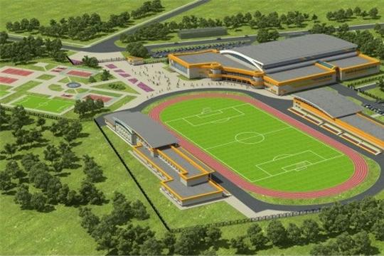 В Чувашии появятся 7 новых спортивных объектов