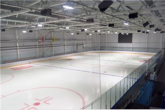 В региональном центре по хоккею готовятся к проведению официальных матчей