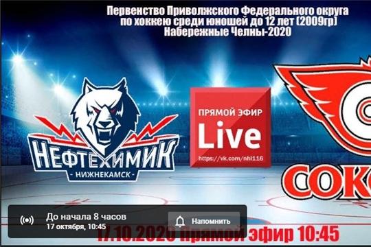 """""""НЕФТЕХИМИК-2009"""" (Нижнекамск) - """"СОКОЛ-2009"""" (Новочебоксарск) LIVE 10:45"""
