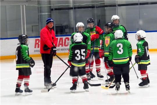 Грантовый проект «Хоккей без границ» набирает обороты