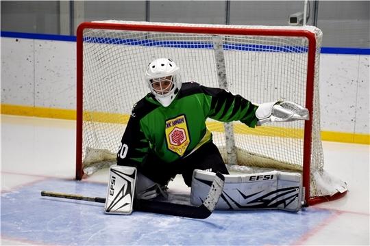 «Хоккей без границ»: команда «Юман» готовится к первым соревнованиям