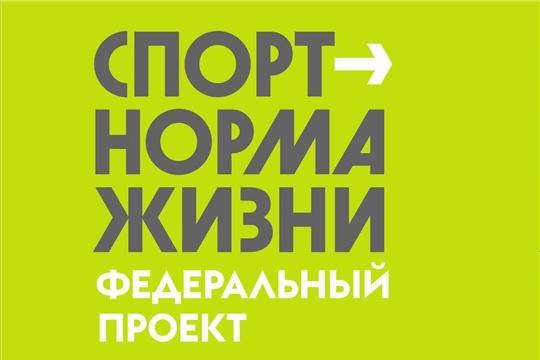 """Реализация проекта """"Спорт - норма жизни"""" в СШОР №4"""