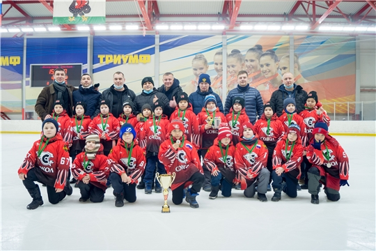"Серебро казанского турнира ""Сокола-2012"""