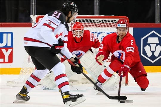 Россия проиграла Канаде в овертайме четвертьфинала ЧМ по хоккею