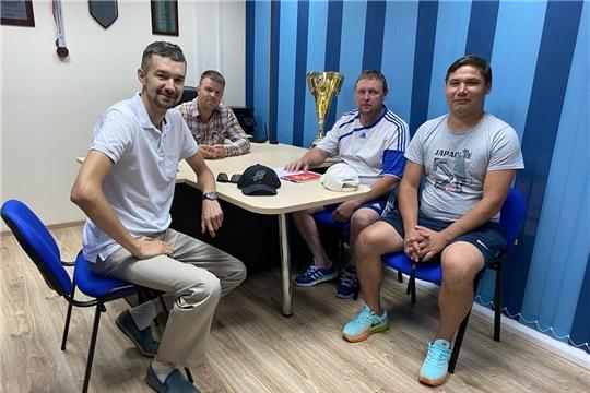 """В ХК """"Чебоксары"""" определились с кандидатурой главного тренера"""