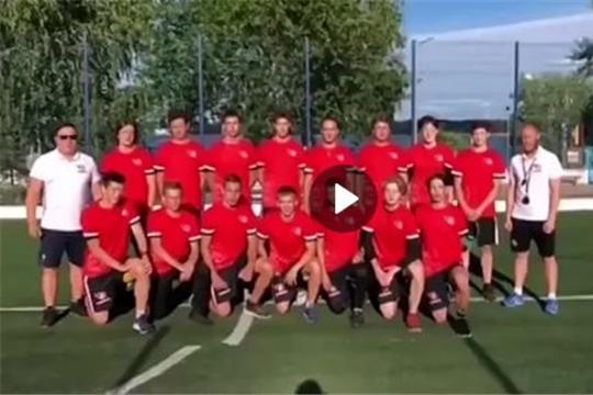 """МХК """"Сокол"""" поддерживает олимпийцев в Токио"""