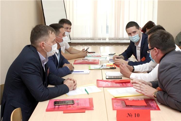 В рамках республиканского конкурса «Команда молодых лидеров» прошел конкурс эссе.