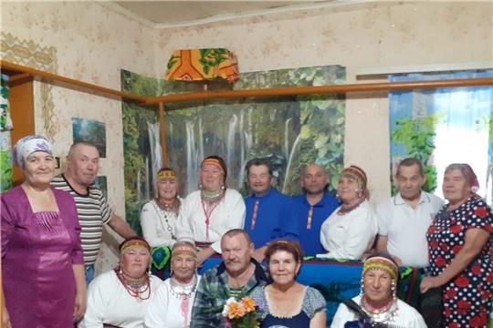 Коллектив «Камал» на юбилейном вечере