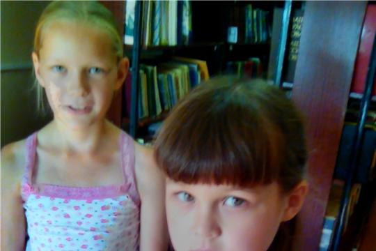 """В Большешигаевской сельской библиотеке прошел познавательный час """"Символ доблести и народной гордости"""""""