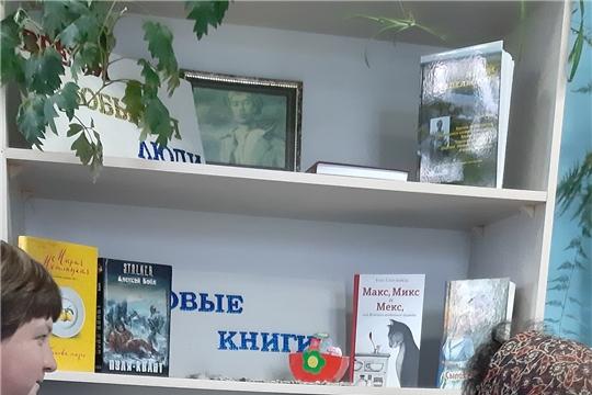 В Эльбарусовской сельской  библиотеке оформлена книжная выставка «Дорога к звёздам»