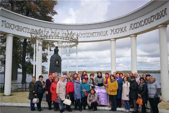 Город Мариинский Посад посетили ведущие специалисты библиотек России, участники Форума публичных библиотек России «Библиокараван - 2019»