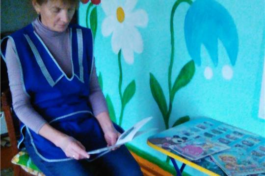 Тематическую беседу в рамках акции «Поиск. Призвание. Профессия» организовала Большешигаевская сельская библиотека