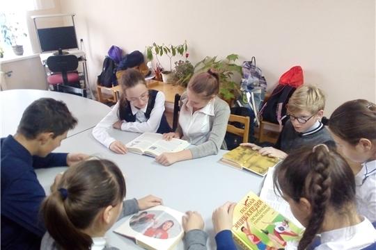Шоршелская сельская библиотека присоединилась к акции «Молодежь за ЗОЖ»