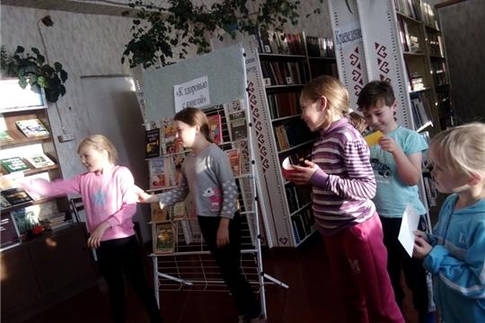 День здоровья прошел в Аксаринской сельской библиотеке