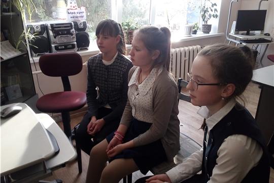 В Шоршелской сельской библиотеке прошла акция в поддержку окружного фестиваля «Театральное Поволжье»