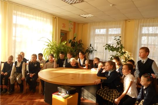 В Детской библиотеке состоялась игровая программа в рамках библиотечной акции «В объятиях табачного дыма»