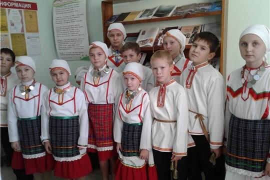 Мероприятие, посвященное 120-летию со дня рождения М. Сеспеля прошло в Сутчевской сельской библиотеке