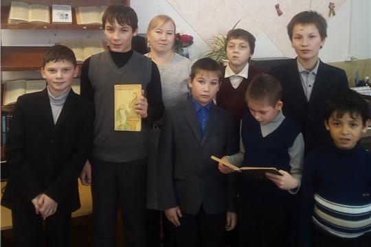Литературный турнир «Тайны комедии «Горе от ума» прошел в Кугеевской сельской библиотеке