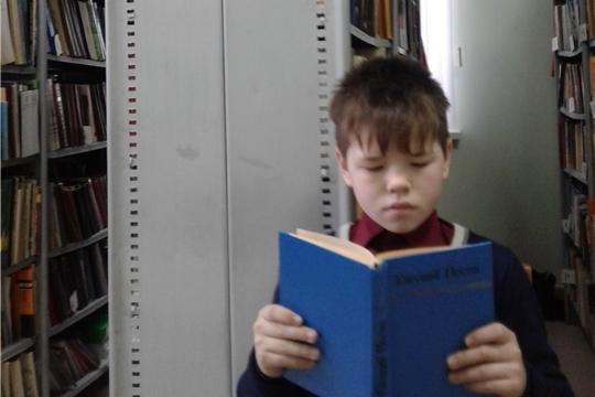 Литературные чтения «Веселые рассказы и повести» прошли в Сутчевской сельской библиотеке