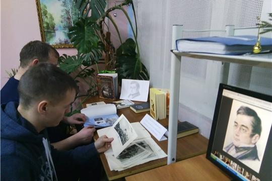 Литературное знакомство «Гусар, поэт и драматург» прошло в Бичуринской сельской библиотеке