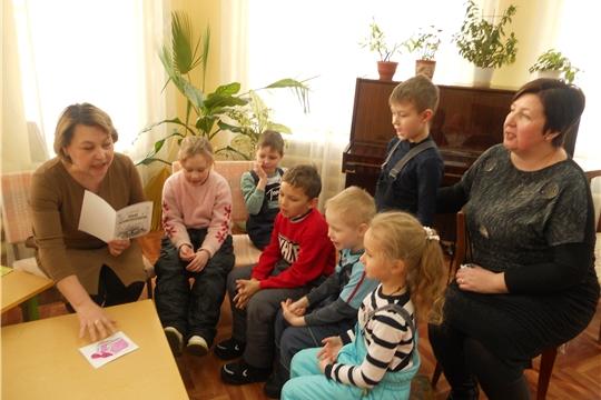 Детская библиотека присоединилась к IV Межрегиональной акции «Читаем книги Нины Павловой»