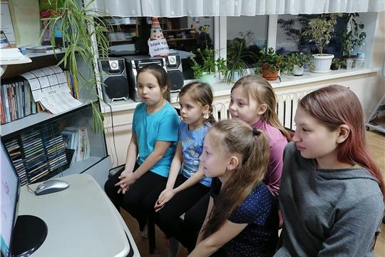 Шоршелская сельская библиотека присоединилась к Неделе безопасного Рунета