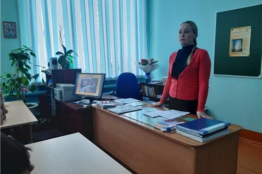 Эльбарусовская сельская библиотека присоединилась к Неделе безопасного Рунета