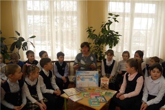 Библиотеки района присоединились к Республиканской акции «Единый день православной книги»