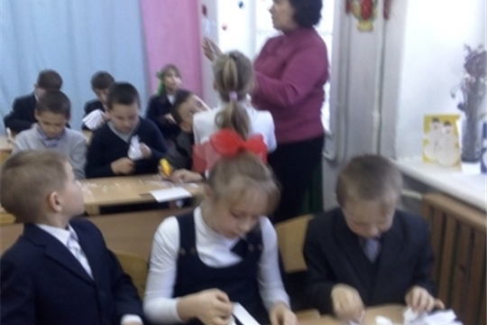 """Библиотекарь Аксаринской сельской библиотеки присоединяется к акции """"Мой путь в профессию"""""""