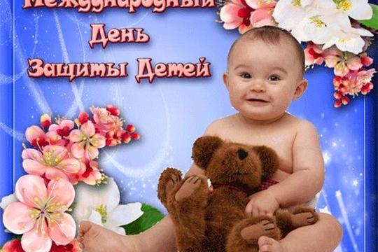 """Большешигаевская сельская библиотека оформила книжную выставку """"Пусть всегда будет детство!"""", посвященную Международному дню защиты детей"""