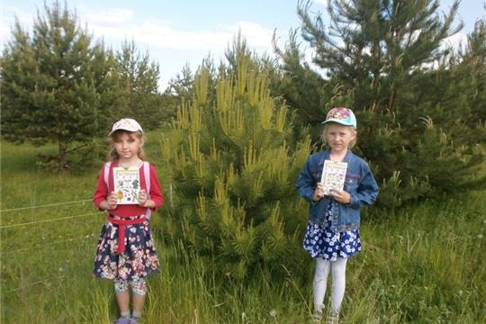 Карабашская сельская библиотека присоединилась ко Дню экологической книги «Через красоту природы - к красоте души»