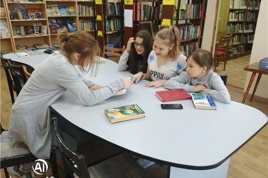 Экологический час «У каждой букашки свои замашки» прошел в Шоршелской сельской библиотеке