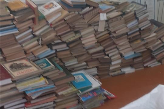В Астакасинской сельской библиотеке продолжается ремонт