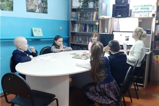 Эльбарусовская сельская библиотека провела беседу «Курение – опасная привычка»