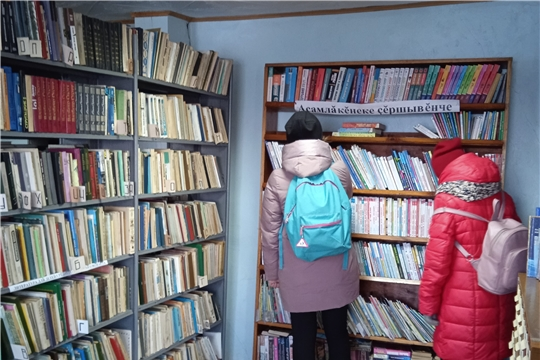 Путешествие «Книжное царство – премудрое государство» прошло в Покровкой сельской библиотеке