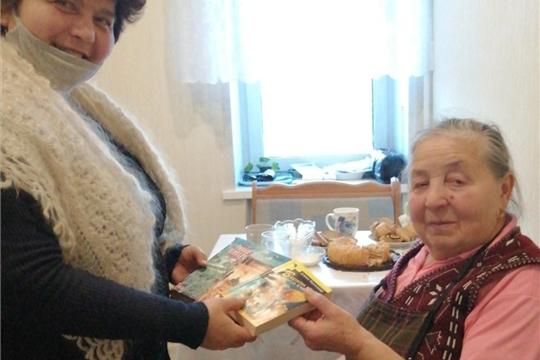 Шоршелская сельская библиотека организовала акцию «Шаг на встречу»